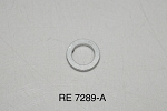 Aluminum Washer (Carb Float Lid)  RE7289-A